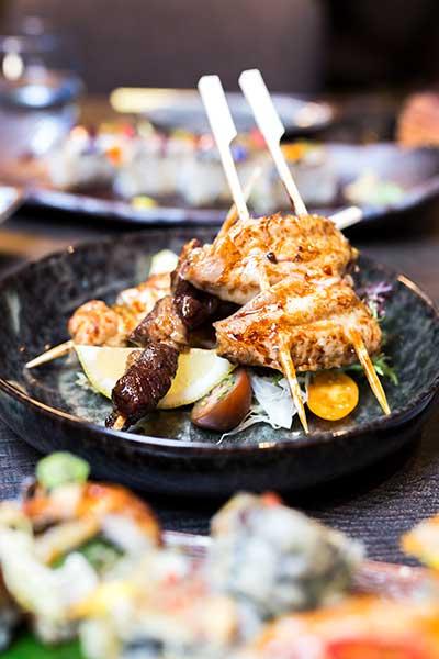 Kyatcha Den Haag | Restaurant Menu