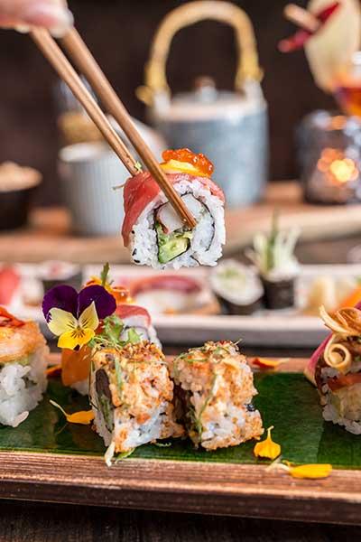 Kyatcha Home Den Haag | Sushi Delivery Den Haag