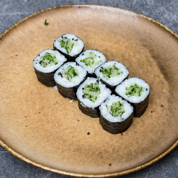 Maki - Traditional 8pcs - Kappa Maki