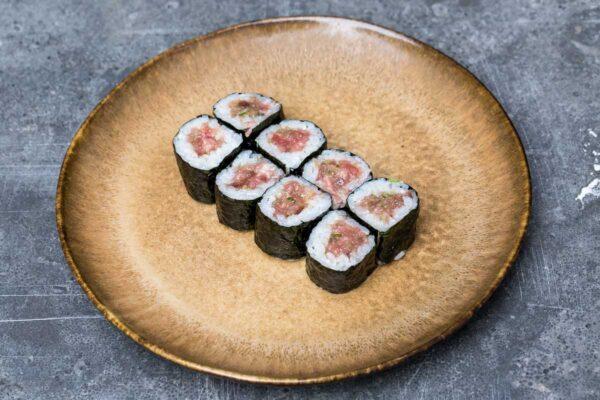 Maki - Traditional 8pcs - Negitoro Maki