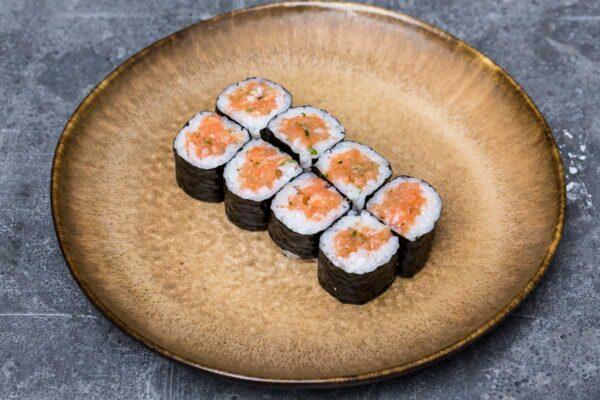 Maki - Traditional 8pcs - Sake Maki