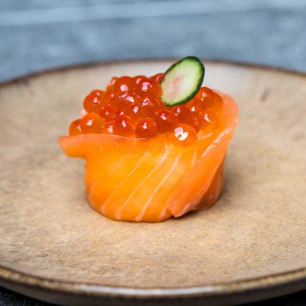 Nigiri - Kyatcha Classics 2pcs - Salmon Ikura