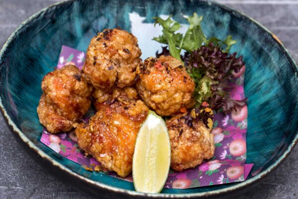 Sides - Karaage honey garlic soy