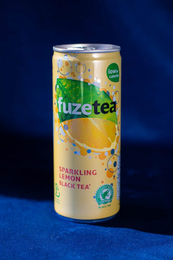 FUZE TEA LEMON