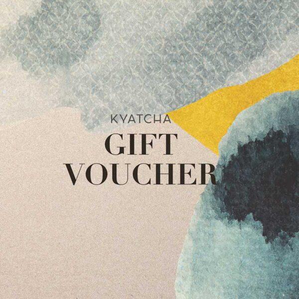 Gift Voucher Kyatcha Rotterdam