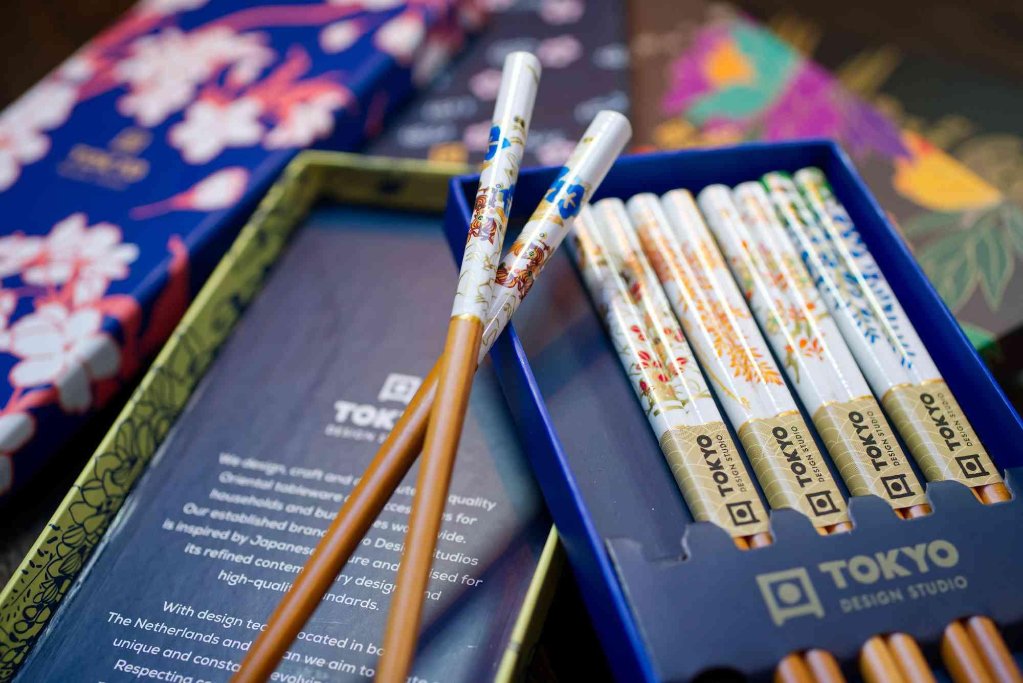 Kyatcha Giveaway | Chopsticks Tokyo